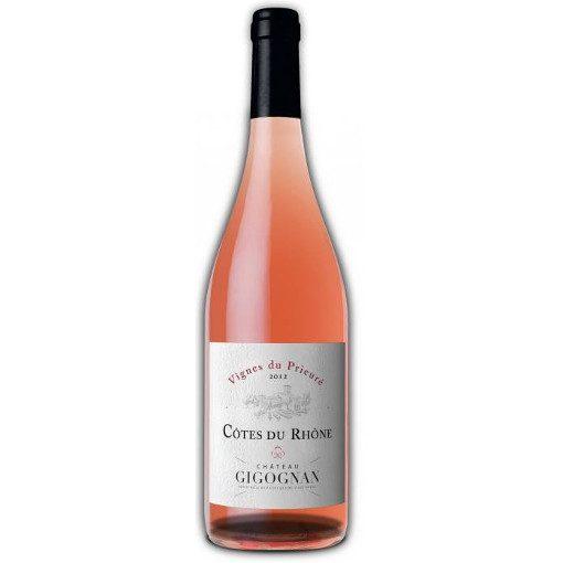 Розе Côtes du Rhône GIGOGNAN
