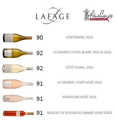 тличия бели вина Lafage