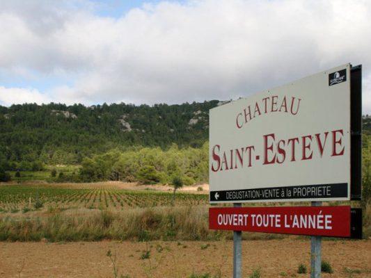 Chаteau Saint-Esteve