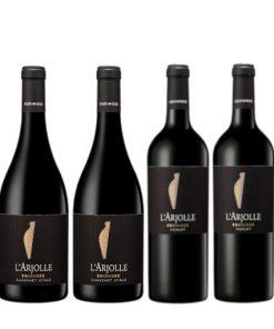 Червени вина от серия Equinoxe